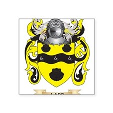 Ladd Coat of Arms - Family Crest Sticker