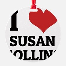 SUSAN COLLINS Ornament