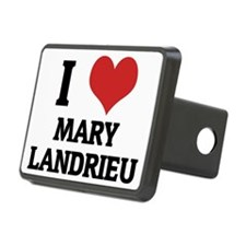 MARY LANDRIEU Hitch Cover