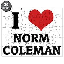 NORM COLEMAN Puzzle