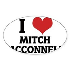 MITCH MCCONNELL Decal