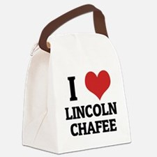 LINCOLN CHAFEE Canvas Lunch Bag
