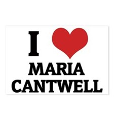 MARIA CANTWELL Postcards (Package of 8)