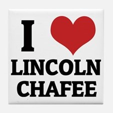 LINCOLN CHAFEE Tile Coaster