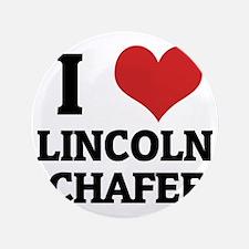 "LINCOLN CHAFEE 3.5"" Button"