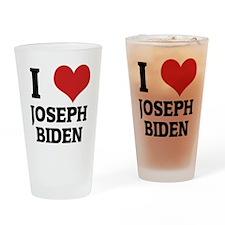 JOSEPH BIDEN Drinking Glass