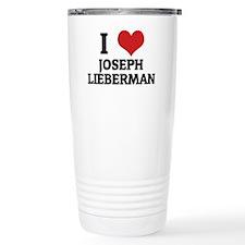 JOSEPH LIEBERMAN Travel Mug