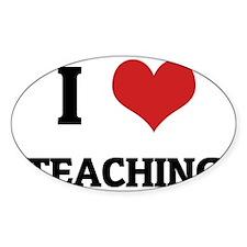 TEACHING Decal
