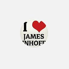 JAMES INHOFE Mini Button