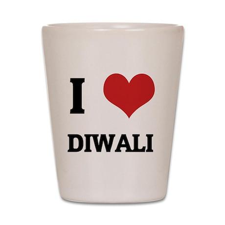 DIWALI Shot Glass