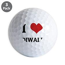 DIWALI Golf Ball