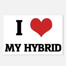 MY HYBRID Postcards (Package of 8)