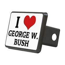 GEORGE W.-BUSH Hitch Cover