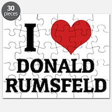 DONALD RUMSFELD Puzzle