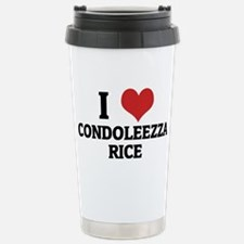 CONDOLEEZZA RICE Travel Mug