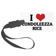 CONDOLEEZZA RICE Luggage Tag