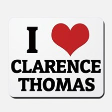 CLARENCE THOMAS Mousepad