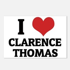CLARENCE THOMAS Postcards (Package of 8)
