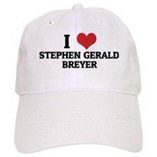 STEPHEN GERALD BREYER Baseball Cap