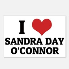 SANDRA DAY OCONNOR Postcards (Package of 8)