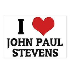 JOHN PAUL STEVENS Postcards (Package of 8)