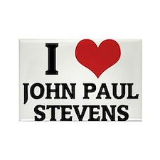 JOHN PAUL STEVENS Rectangle Magnet