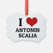ANTONIN SCALIA Ornament