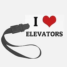 ELEVATORS Luggage Tag