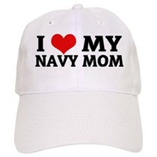 MY NAVY MOM Baseball Cap