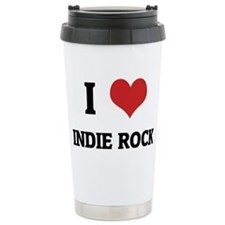 INDIE ROCK Travel Mug