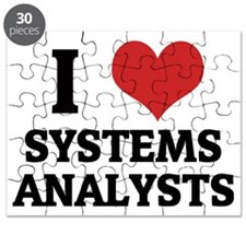 SYSTEMS ANALYSTS Puzzle