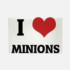 MINIONS Rectangle Magnet