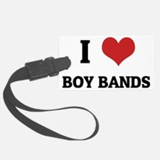 BOY BANDS Luggage Tag