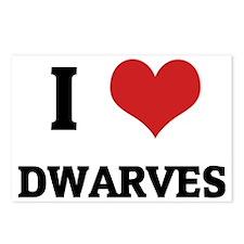 DWARVES Postcards (Package of 8)