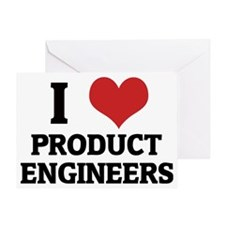 PRODUCT ENGINEERS Greeting Card