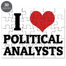 POLITICAL ANALYSTS Puzzle