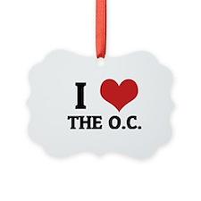 THE O.C. Ornament