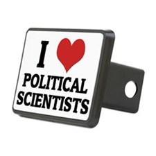POLITICAL SCIENTISTS Hitch Cover