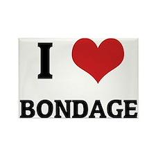 BONDAGE Rectangle Magnet