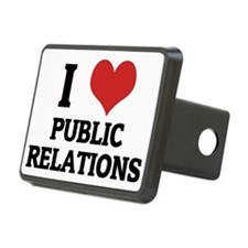 PUBLIC RELATIONS Hitch Cover