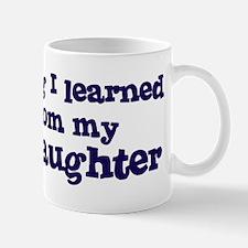 Granddaughter : Everything Mug