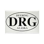Deering Rectangle Magnet