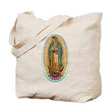 Virgin Guadalupe Tote Bag