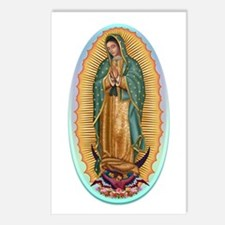 Virgin Guadalupe Postcards (Package of 8)