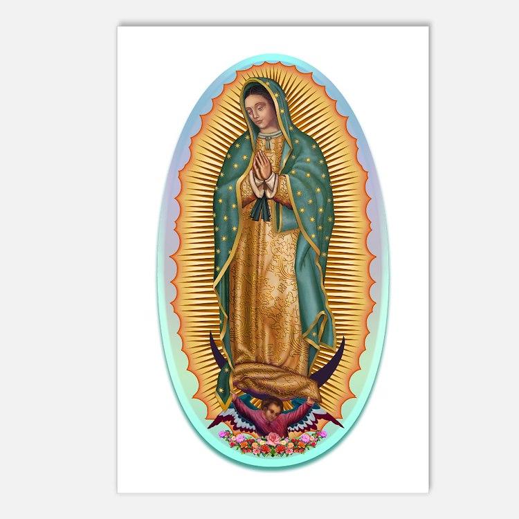 Virgin Guadalupe Postcards (Package of 8)