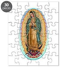 Virgin Guadalupe Puzzle