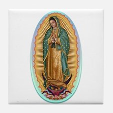 Virgin Guadalupe Tile Coaster