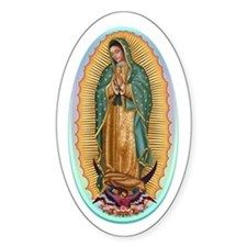 Virgin Guadalupe Decal
