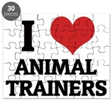 ANIMAL TRAINERS Puzzle