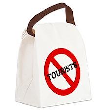 TOURISTS2 Canvas Lunch Bag